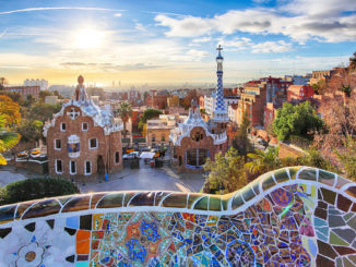 Barcelona | Parque Guell Espanha
